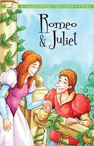 داستان انگلیسی رومئو و ژولیت برای کودکان + ترجمه